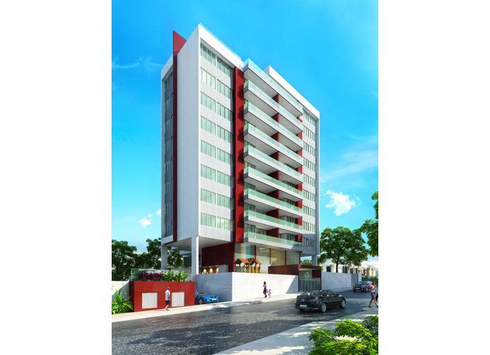 Edifício Antônio Neto - Apartamento Alto Padrão em Lançamentos no bairro Farol - Maceio, AL - Ref: EDANTNETO0402