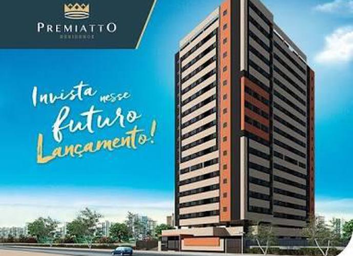 PREMiATTO RESIDENCE - FAROL - Apartamento em Lançamentos no bairro Farol - Maceió, AL - Ref: IT24743