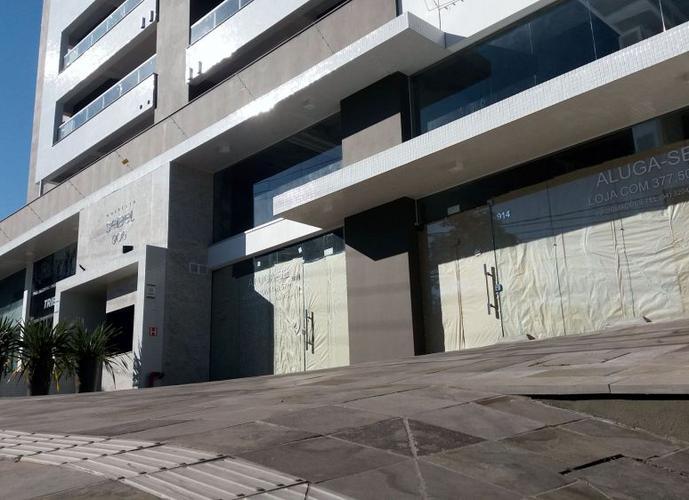 Sala comercial térrea com 118m² - Sala Comercial para Aluguel no bairro Panazzolo - Caxias do Sul, RS - Ref: 3S23662