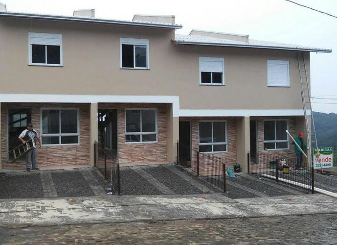 Sobrados pronto para morar - Sobrado a Venda no bairro Nossa Senhora das Graças - Caxias do Sul, RS - Ref: 3S57130