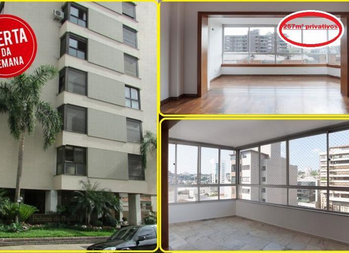Residencial Palácio da Júlio - Apartamento Alto Padrão a Venda no bairro Centro - Caxias do Sul, RS - Ref: 3S34383