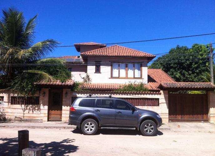 Casa em Rio das Ostras com 4 qts - Casa em Condomínio a Venda no bairro Colinas - Rio das Ostras, RJ - Ref: WA82209