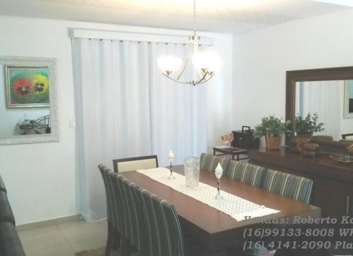 Casa em Condomínio a Venda no bairro Parque São Sebastião - Ribeirão Preto, SP - Ref: CAS-1006