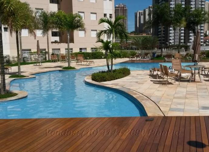 Edifício Ecolife - Apartamento a Venda no bairro Jardim Botânico - Ribeirão Preto, SP - Ref: APA-1026