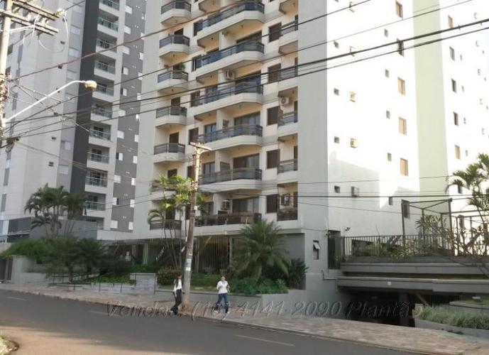 Edifício na Arnaldo Victaliano - Apartamento a Venda no bairro Iguatemi - Ribeirão Preto, SP - Ref: APA-1028