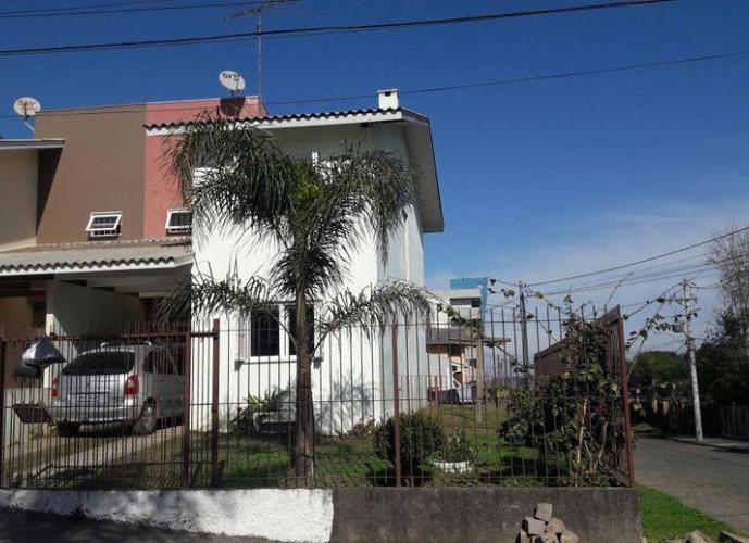 Sobrado de esquina - Sobrado a Venda no bairro Desvio Rizzo - Caxias do Sul, RS - Ref: 3S17285