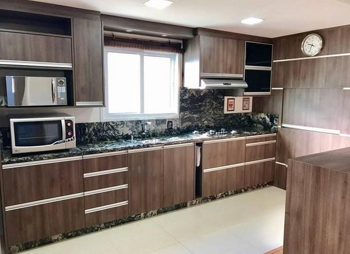 APARTAMENTO SEMI MOBILIADO - Apartamento a Venda no bairro Panazzolo - Caxias do Sul, RS - Ref: 3S73066