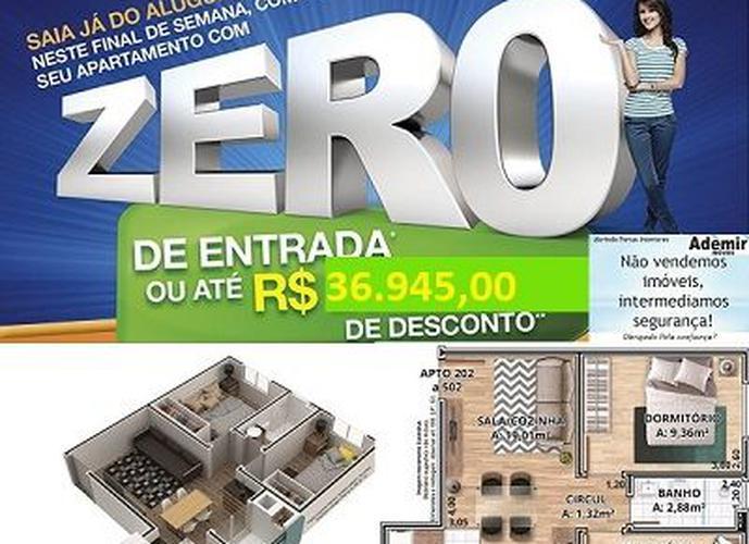 Minha casa minha vida faixa 1.5 até 37 mil de desconto - Apartamento a Venda no bairro Industrial - Caxias do Sul, RS - Ref: 3S01797