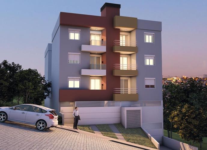 Apartamento a Venda no bairro Cruzeiro - Caxias do Sul, RS - Ref: 3S88897
