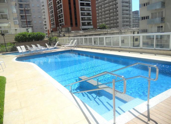 Apartamento Alto Padrão para Temporada no bairro Pitangueiras - Guaruja, SP - Ref: DA54281