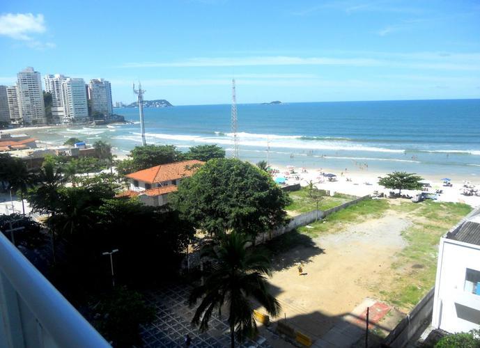 Apartamento para Temporada no bairro Centro - Guaruja, SP - Ref: DA52580