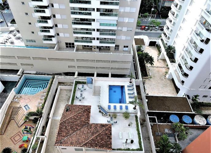 Apartamento para Temporada no bairro Centro - Guaruja, SP - Ref: DA14432