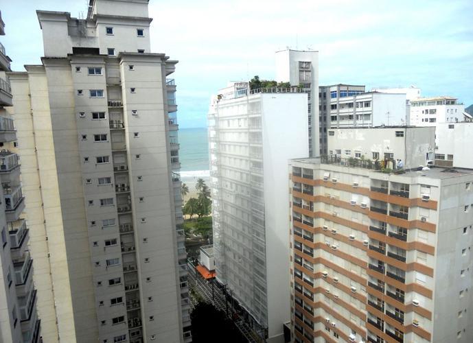 Apartamento para Temporada no bairro Centro - Guaruja, SP - Ref: DA15344