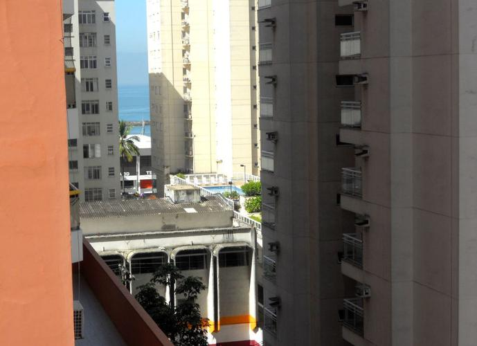 Apartamento para Temporada no bairro Centro - Guaruja, SP - Ref: DA00911