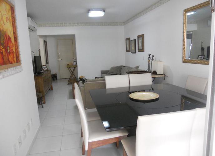 Apartamento Alto Padrão para Temporada no bairro Pitangueiras - Guaruja, SP - Ref: DA93594