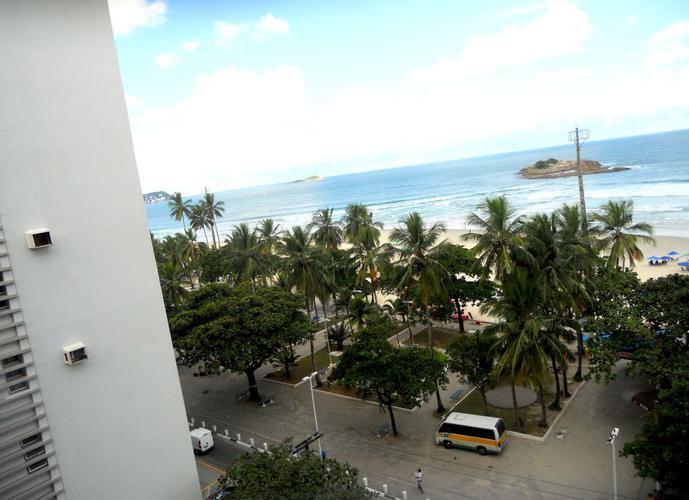 Apartamento para Temporada no bairro Pitangueiras - Guaruja, SP - Ref: DA47714