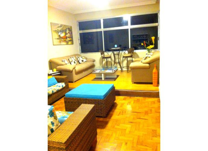 Apartamento para Temporada no bairro Pitangueiras - Guaruja, SP - Ref: DA35971