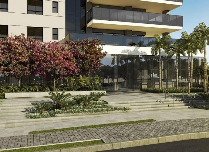 Edifício Cidade  de MONTREAL - Cobertura Duplex em Lançamentos no bairro Ilhas do Sul - Ribeirão Preto, SP - Ref: APA-1011