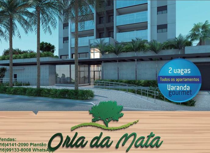 Apartamento em Lançamentos no bairro Jardim Palma Travassos - Ribeirão Preto, SP - Ref: APA-1045