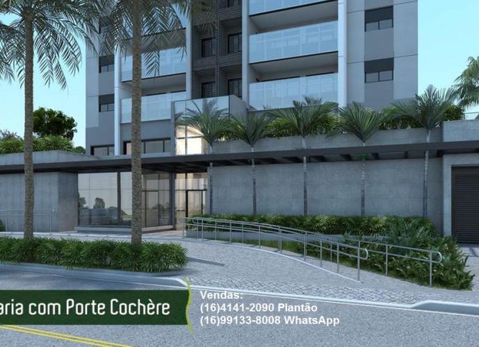 Apartamento em Lançamentos no bairro Jardim Palma Travassos - Ribeirão Preto, SP - Ref: APA-1047