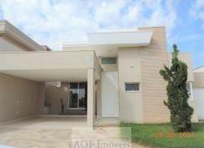 Residencial Habiana II - Casa em Condomínio a Venda no bairro Jd.aeroporto - Araçatuba, SP - Ref: AB0005