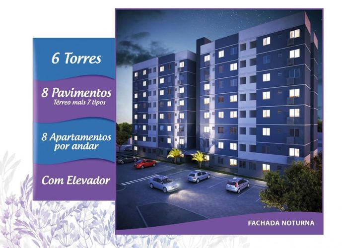 Verde Monte Florata - Apartamento a Venda no bairro Centro - São Cristovão, SE - Ref: FL-14339