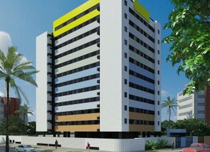 Ed. Barcelos AP 1603 - Apartamento a Venda no bairro Pinheiro - Maceió, AL - Ref: CONST-BAR