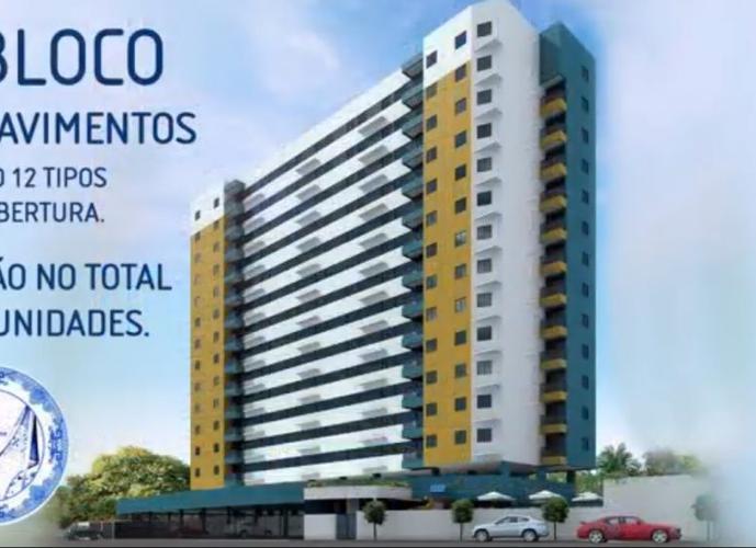 Ed. Walter Vianna - Cobertura - Cobertura em Lançamentos no bairro Cruz das Almas - Maceió, AL - Ref: CON-WV-1301