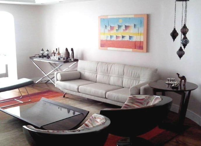 Apartamento a Venda no bairro Moema - São Paulo, SP - Ref: PR890