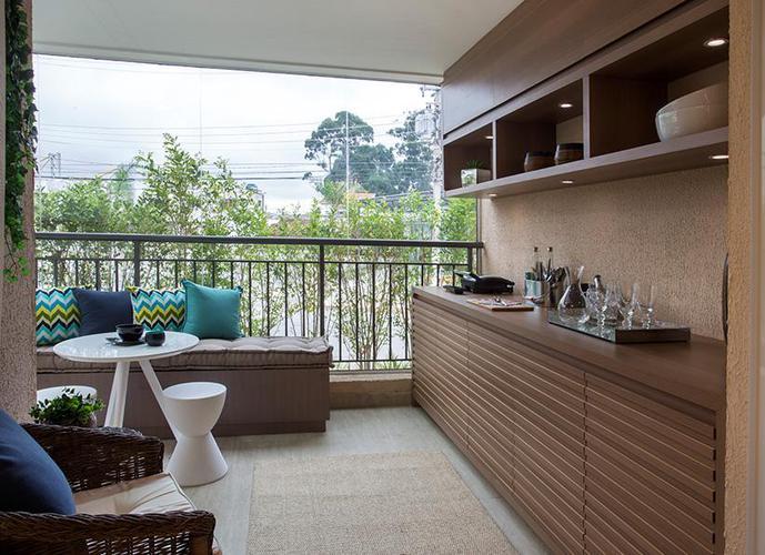 Passos do Parque - Apartamento a Venda no bairro Tatuapé - São Paulo, SP - Ref: AP015