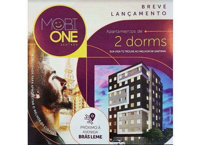 Mobi One Santana - Apartamento a Venda no bairro Santana - São Paulo, SP - Ref: AP061