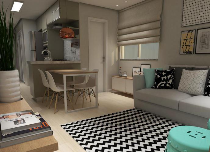 Residencial Escócia - Apartamento a Venda no bairro Príncipe de Gales - Santo André, SP - Ref: AP020