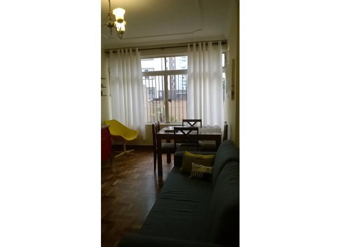 Apartamento Consolação - Apartamento a Venda no bairro Consolação - São Paulo, SP - Ref: BE1356