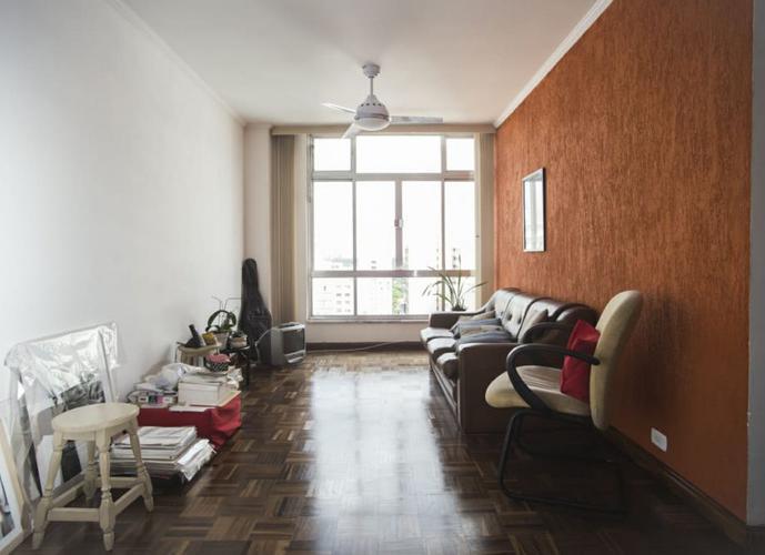 CERQUEIRA CESAR - Apartamento a Venda no bairro Cerqueira Cesar - São Paulo, SP - Ref: BE1486