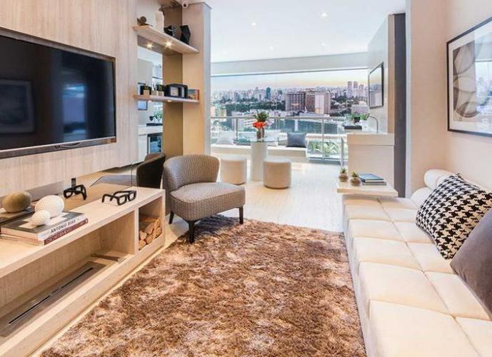 Apartamento em Obras - Vila Clementino - Apartamento em Lançamentos no bairro Vila Clementino - São Paulo, SP - Ref: BE1326