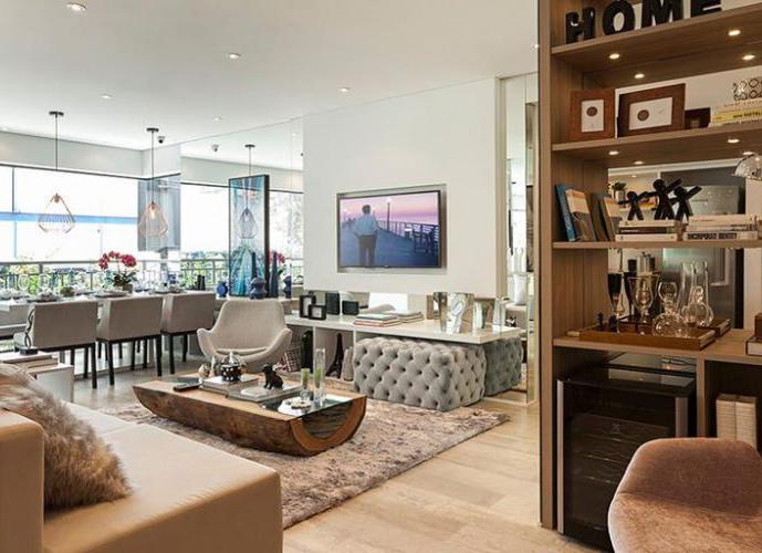 Apartamento em Obras - Eldorado Residencial - Butantã - Apartamento em Lançamentos no bairro Butantã - São Paulo, SP - Ref: BE1327