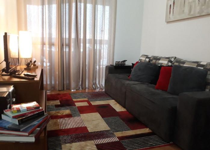 Apartamento 3 Dormitórios 96 m² Edifício Mondrian, Bairro Campestre - Santo André.