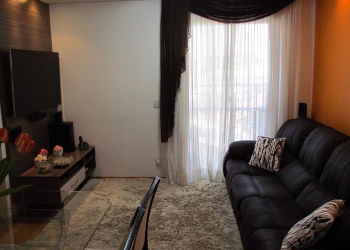 Apartamento 3 Dormitórios 61 m² no Fatto Santo André - Vila Alzira.