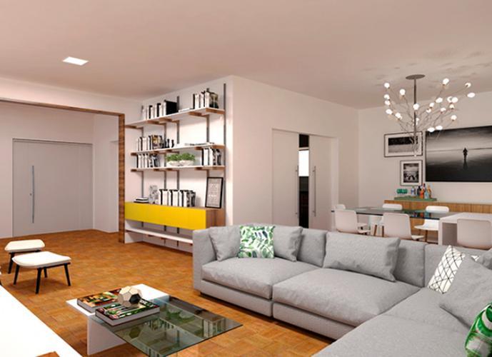 239m² - 3 suites - 2 vagas - Reforma em andamento