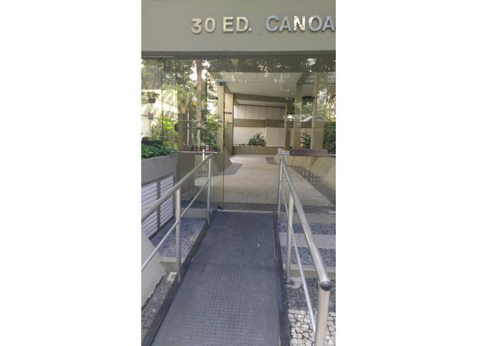 Apartamento em São Conrado/RJ de 100m² 3 quartos para locação R$ 3.200,00/mes