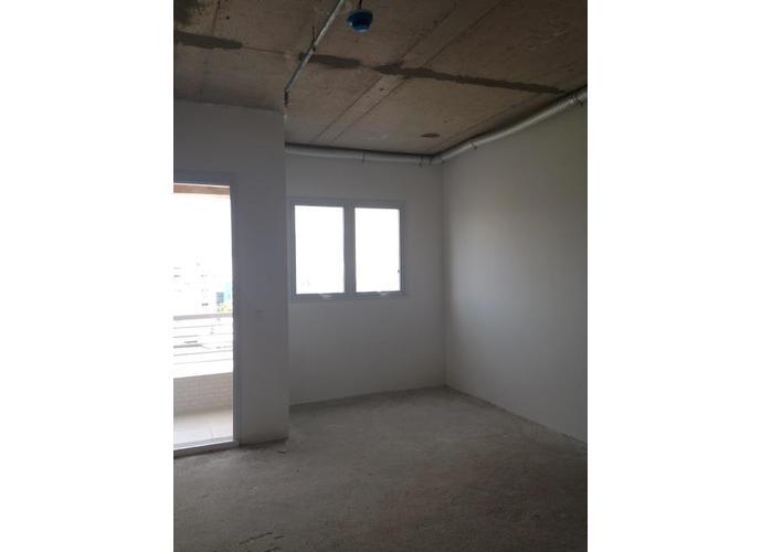 Sala em Vila Matias/SP de 42m² para locação R$ 1.010,00/mes
