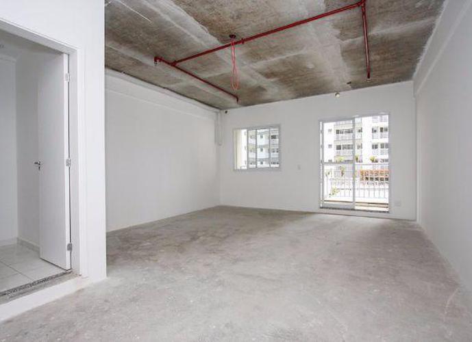 Sala em Vila Matias/SP de 42m² a venda por R$ 195.000,00 ou para locação R$ 1.090,00/mes