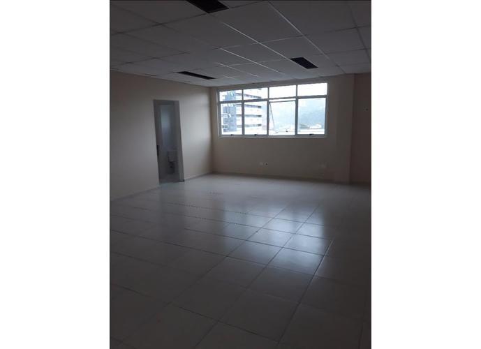 Conjunto em Vila Matias/SP de 54m² para locação R$ 1.100,00/mes