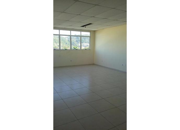 Sala em Vila Matias/SP de 54m² para locação R$ 1.200,00/mes