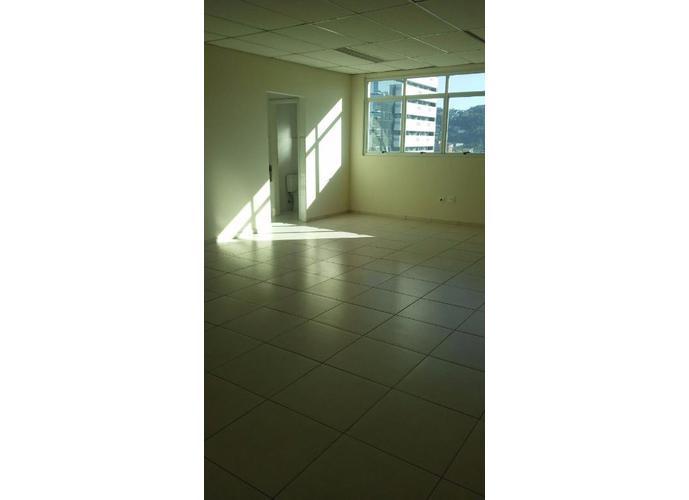 Sala em Vila Matias/SP de 50m² para locação R$ 1.300,00/mes