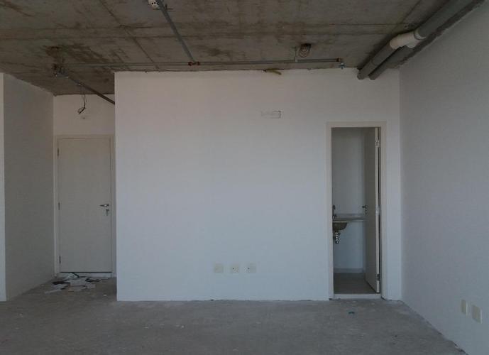 Sala em Boqueirão/SP de 44m² a venda por R$ 270.000,00 ou para locação R$ 1.490,00/mes