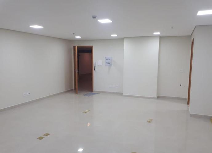 TOP DE LINHA, Tribuna Square - Conjunto comercial para locação, Centro, Santos.