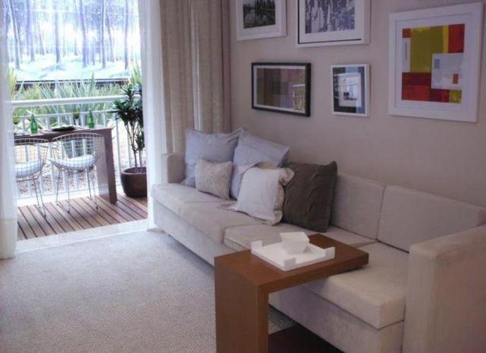 Apartamento residencial para venda e locação, Vila Matias, Santos - AP1233.