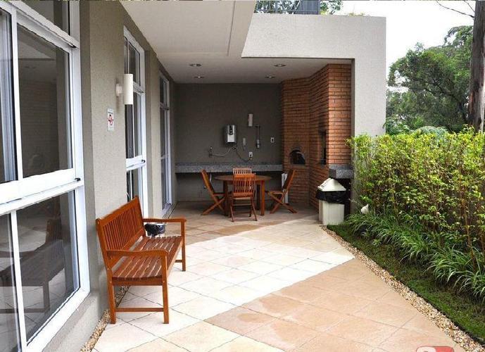 Studio em Vila Andrade/SP de 38m² 1 quartos a venda por R$ 340.000,00 ou para locação R$ 2.000,00/mes