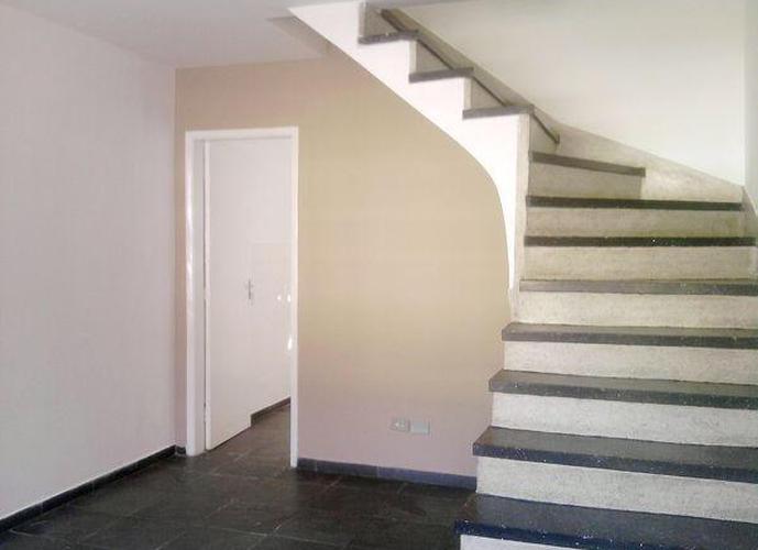 Sobrado em Brooklin Paulista/SP de 90m² 2 quartos para locação R$ 2.200,00/mes